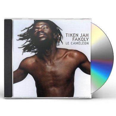 Tiken Jah Fakoly LE CAMELEON CD