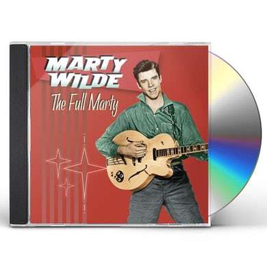 Marty Wilde FULL MARTY CD