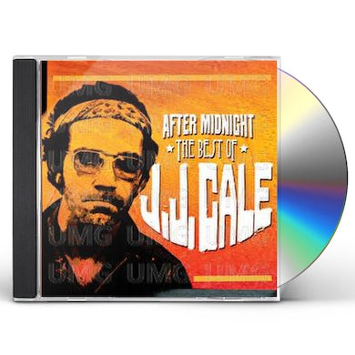 J.J. Cale AFTER MIDNIGHT: THE BEST OF CD