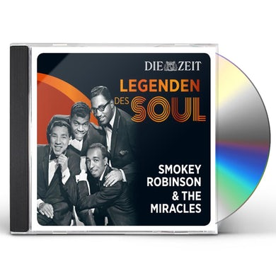 Smokey Robinson & The Miracles DIE ZEIT EDITION-LEGENDEN DES SOUL CD
