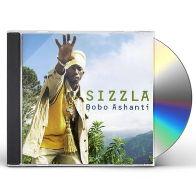 Sizzla BOBO ASHANTI CD