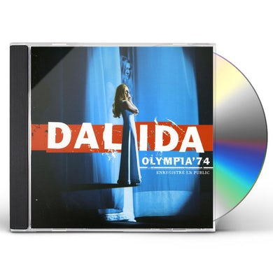 Dalida OLYMPIA 1974 CD