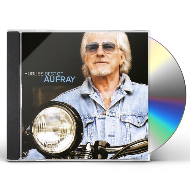 Hugues Aufray BEST OF CD