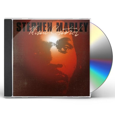 Stephen Marley MIND CONTROL CD