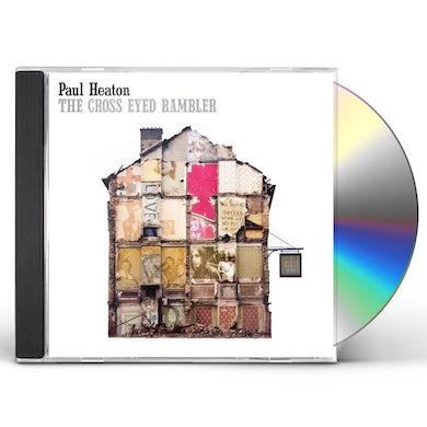 Paul Heaton CROSS EYED RAMBLER CD