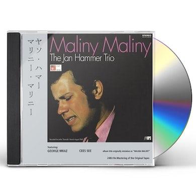 Jan Hammer MALINY MALINY CD