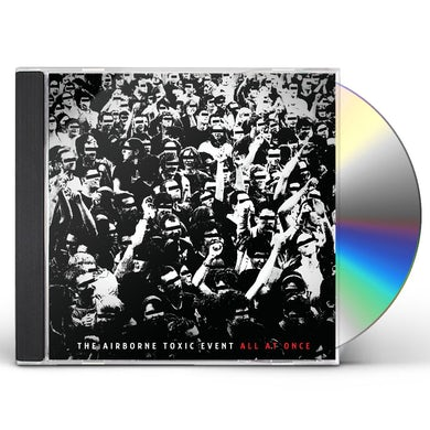 Airborne Toxic Event ALL AT ONCE CD