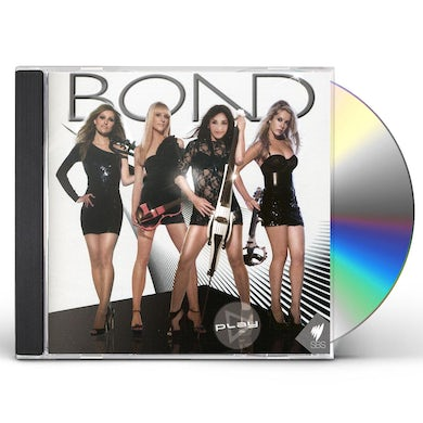 Bond PLAY CD