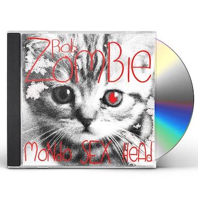Rob Zombie MONDO SEX HEAD CD