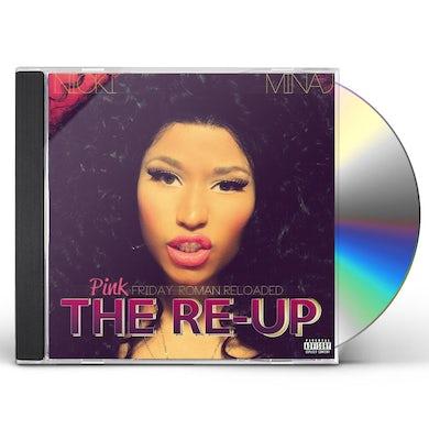 Nicki Minaj PINK FRIDAY: ROMAN RELOADED RE-UP CD