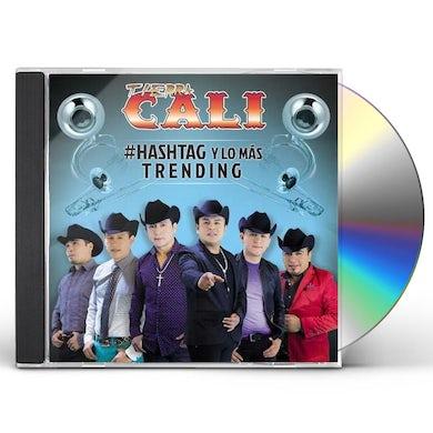 Tierra Cali #HASHTAG Y LO MAS TRENDING CD