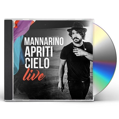 Mannarino APRITI CIELO LIVE CD