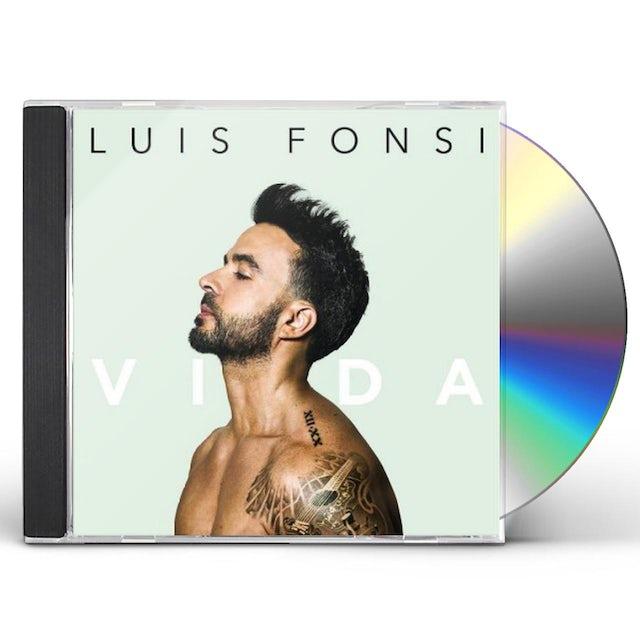 Luis Fonsi VIDA CD