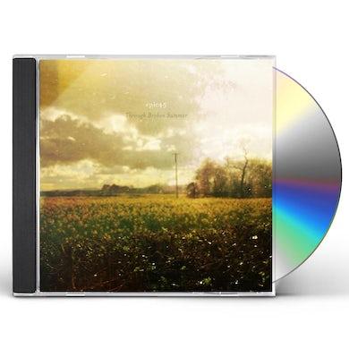 Epic45 THROUGH BROKEN SUMMER CD