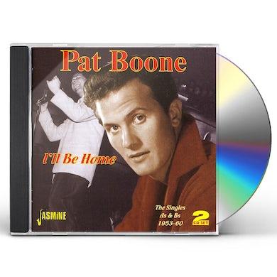 Pat Boone I'LL BE HOME CD