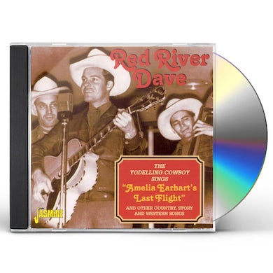 Red River Dave YODELLING COWBOY SINGS CD