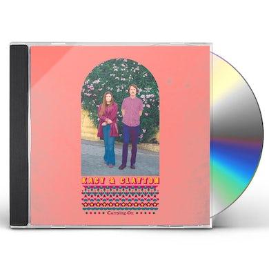 Kacy & Clayton Carrying On CD