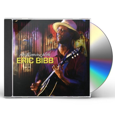 EVENING WITH ERIC BIBB CD