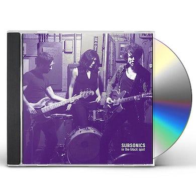 IN THE BLACK SPOT CD