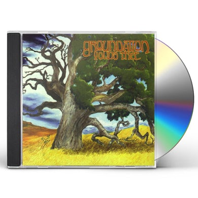 Groundation YOUNG TREE CD