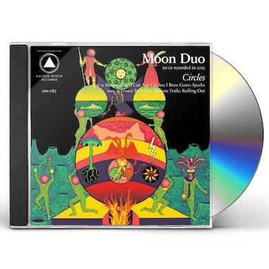 Moon Duo CIRCLES CD
