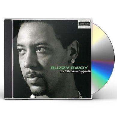 Buzzy Bwoy LE DIABLE M'APPELLE CD