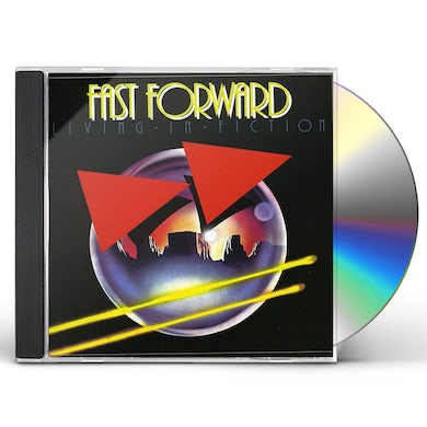 Fast Forward LIVING IN FICTION CD