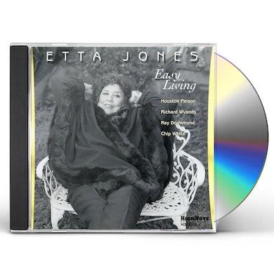 Etta Jones EASY LIVING CD