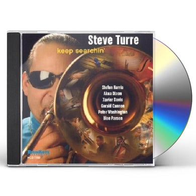 Steve Turre KEEP SEARCHIN CD