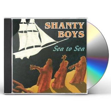 Shanty Boys SEA TO SEA CD