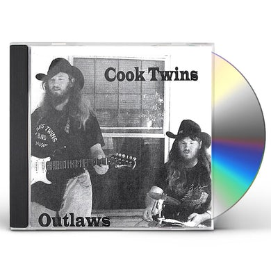 Cooktwins OUTLAWS CD