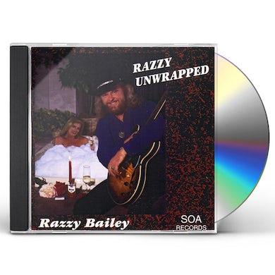 Razzy Bailey RAZZY UNWRAPPED CD