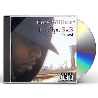 Cory Williams BROOKLYN'S R&B FINEST CD