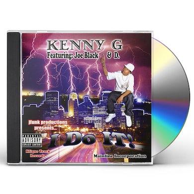 Kenny G I DO IT CD