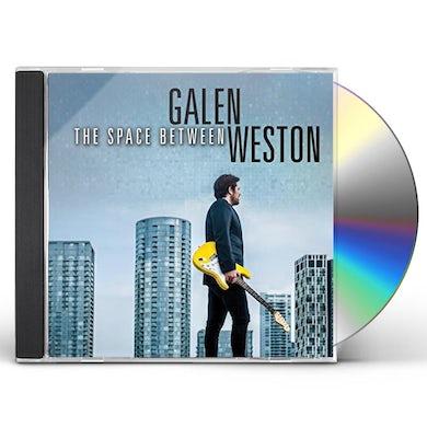 Galen Weston SPACE BETWEEN CD