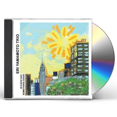 Eri Yamamoto IN EACH DAY SOMETHING GOOD CD