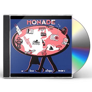 Monade FEW STEPS MORE CD