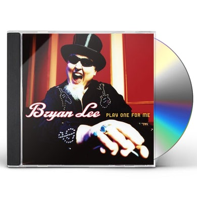 Bryan Lee PLAY ONE FOR ME CD