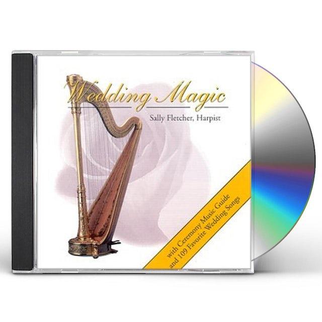 Sally Fletcher WEDDING MAGIC CD