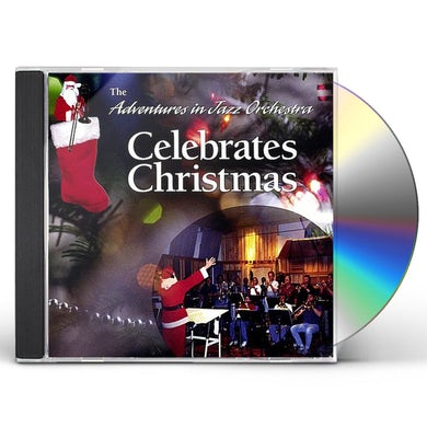 Ted Blumenthal ADVENTURES IN JAZZ ORCHESTRA CELEBRATES CHRISTMAS CD