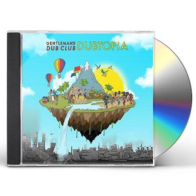 GENTLEMAN'S DUB CLUB DUBTOPIA CD
