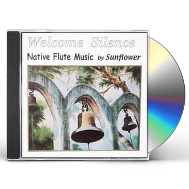 Sunflower WELCOME SILENCE CD