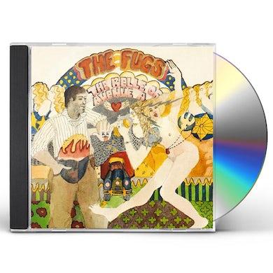 Fugs BELLE OF AVENUE A CD