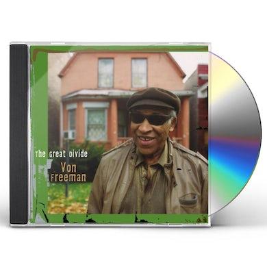 Von Freeman GREAT DIVIDE CD