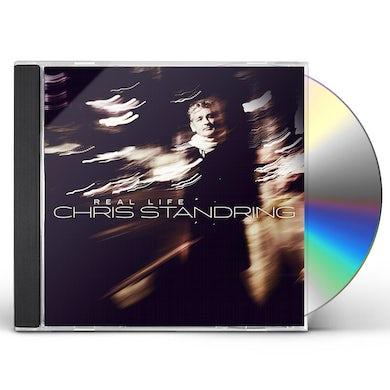 Chris Standring REAL LIFE CD