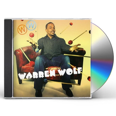 WARREN WOLF CD