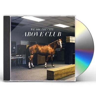 We Are The City ABOVE CLUB CD