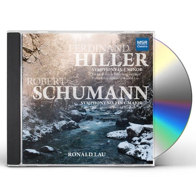 Lau PIANO TRANSCRIPTIONS CD