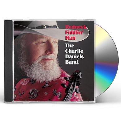 Charlie Daniels REDNECK FIDDLIN MAN CD