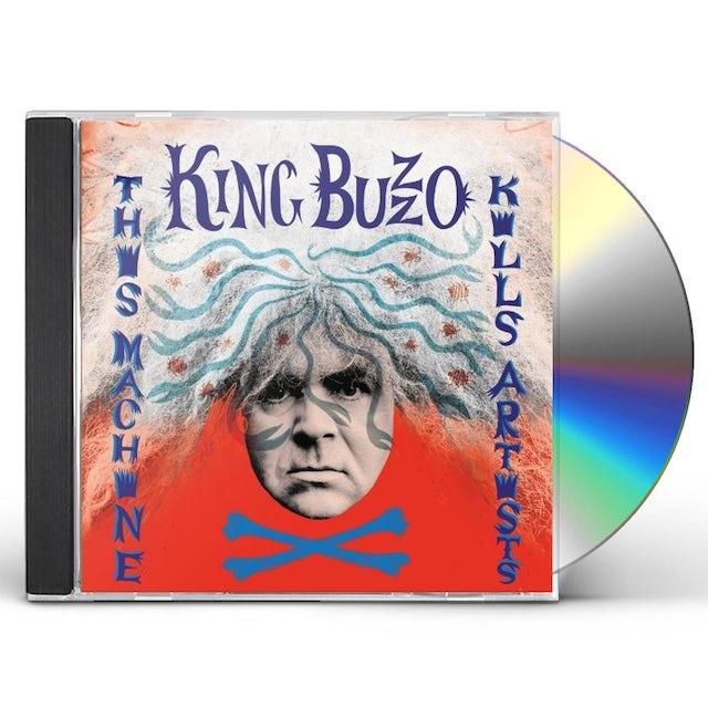 King Buzzo THIS MACHINE KILLS ARTISTS CD